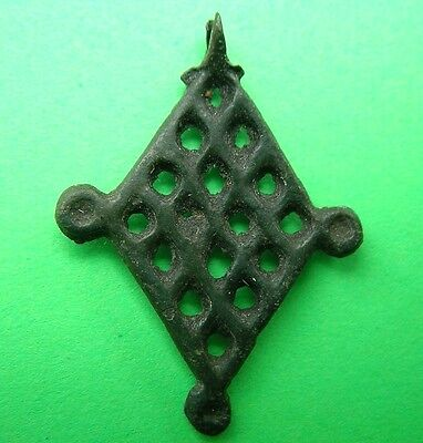 Ancient Viking Bronze Pendant  RARE!!!
