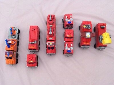Matchbox Fire Engines and Rescue Vehicle - Bulk Lot