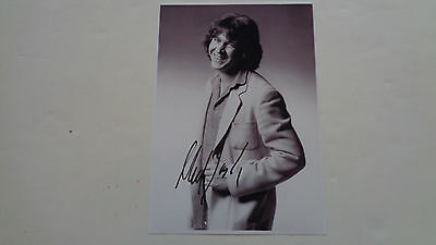 """Rolling Stones Mick Taylor Autograph  Signed 12"""" By 8"""" Photograph"""