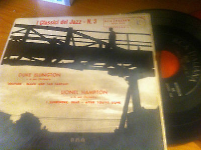Raro E.p Ellington/hampton