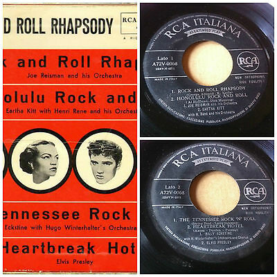 Various – Rock And Roll Rhapsody