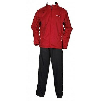 FZ Forza Alicia Red Tracksuit Size XS for Badminton/Tennis/Squash/Gym