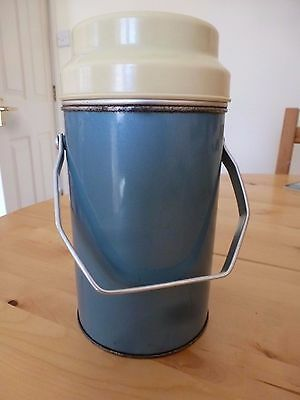 Vintage Thermos Flask - Large Food Size