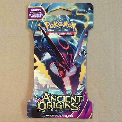 POKEMON TCG XY Ancient Origins Blister x 1 Packet NEW * trading card game