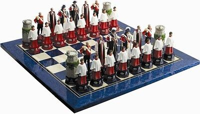 The Official Her Majesty The Queen's Diamond Jubilee Commemorative Chess Set