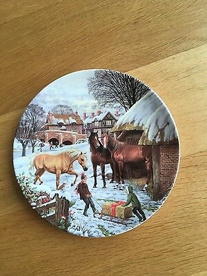 Wedgewood limited edition collectors plate