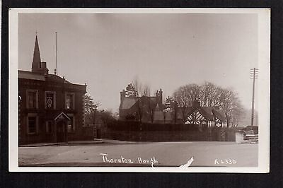 Thornton Hough - Seven Stars Hotel - real photographic postcard