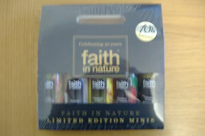 Faith in nature shower/bath minitures