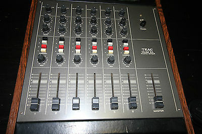 Mixer TEAC 2 A Made In Japan vintage!