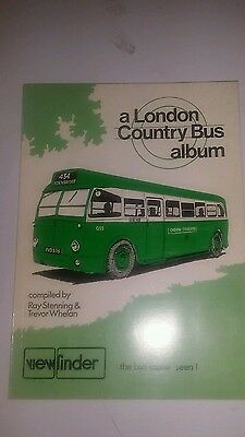 The London Country Bus Album 1977