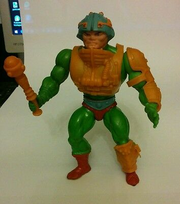 Vintage Masters of the Universe, Man-at-Arms figure. 1981