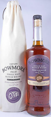 Bowmore Feis Ile 2016 1999 17 Years PX Cask 24 HF Scotch Whisky 56,1% - only 666