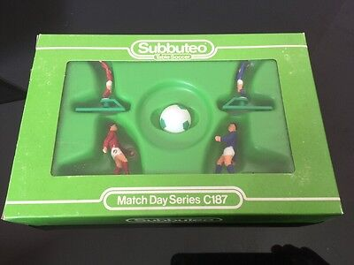Subbuteo Match Day Series C187/1 Action Pack. Excellent Condition NEW OLD STOCK