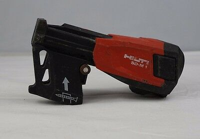 Hilti SD-M 1 Drywall Screw Gun Compatible w/ SD-4500 (TOOL ONLY)