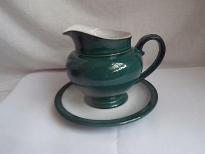 Denby Greenwich Gravy Boat  / Jug and Stand