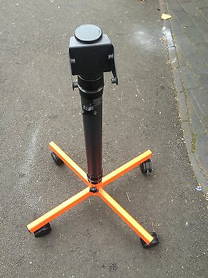 Unicol Trolley Projector Stands X2