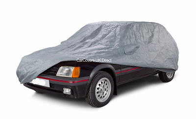 STORMFORCE 4 Layer Car Cover for Classic Peugeot 205 & GTi