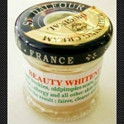 St.Dalfour Beauty Whitening Cream France Original Gold Seal Filipina Beauty