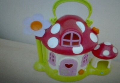ELC Early learning centre Fairy toadstool mushroom fairy house cottage Happyland
