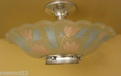 Vintage Lighting circa 1950 Mid Century by Lightolier