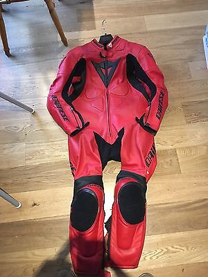 Dainese 1 Piece Leathers Race Suit