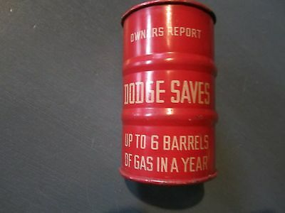 Bank Switch to Dodge and Save Money Mopar 1940's vintage