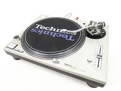 Used Technics SL-1200MK3D Players Condition DJ Turntable World wide shipping MIJ