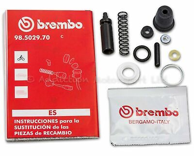 Brembo 12mm Clutch Master Cylinder Repair Service Kit for Ducati, PS12 110436292
