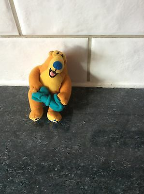 Bear in Big Blue House Soft Toy