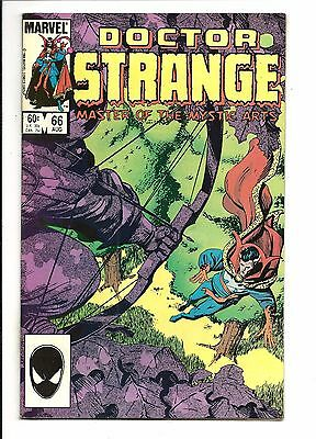 Doctor Strange # 66 (Aug 1984), Vf/nm