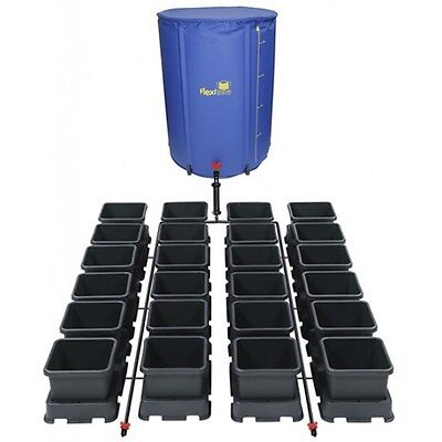 AUTOPOT EASY2GROW 24 POT SYSTEM 8.5 / 15L POTS AVAILABLE hydroponics AUTO TOP UP