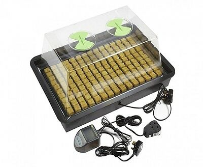 X-STREAM heat propagator large or small with or without thermostat