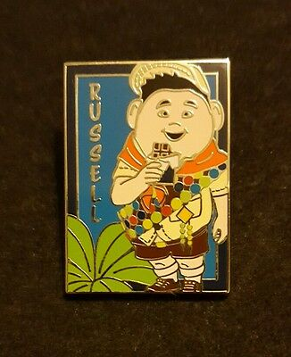 Disney Trading Pin - Pixar - Russell From UP