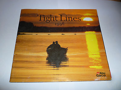 Abu Garcia Tight Lines 1996 Fishing Tackle/Equipment Guide/Catalogue