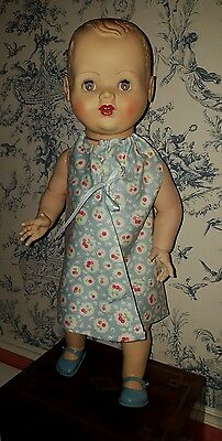 Beautiful vintage 1950's Palitoy Belinda doll, (?) approx  50cm tall