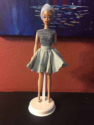 Barbie Sized Bild Lilli Clone Vintage Top And Skirt Outfit Fashion Only