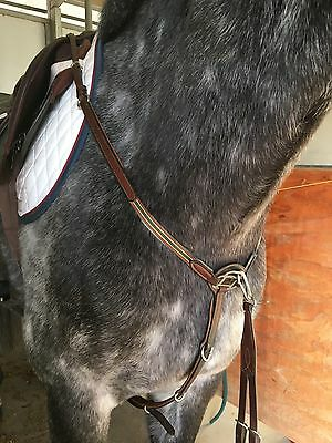 English Horse Breastplate