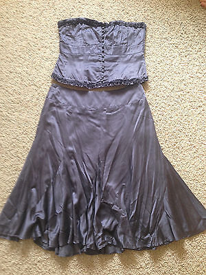 Women`s outfit Monsoon size 14 skirt and top
