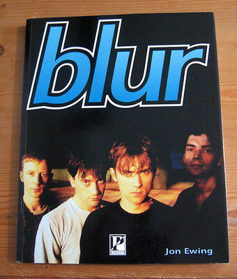 Blur Original Pictorial Book Soft Cover