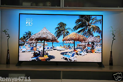 Philips 55PUS8809 4k 55 Zoll 3D UHD Android Skype TV