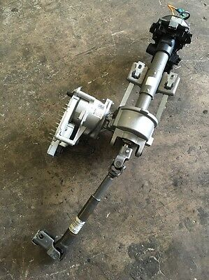 Vauxhall Meriva A 02 - 10 Electric Power Steering Column Delphi 26108652