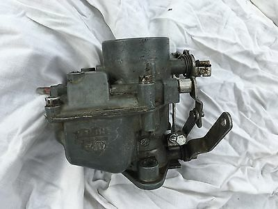 zenith 36 iv Carburateur Land Rover Series 2A