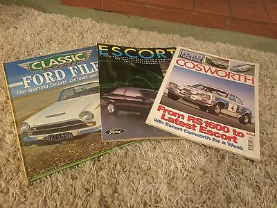 Ford Escort & Sporting Fords Books