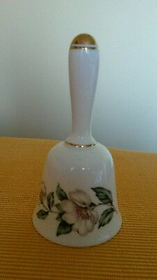 Crown Staffordshire Bone China Bell