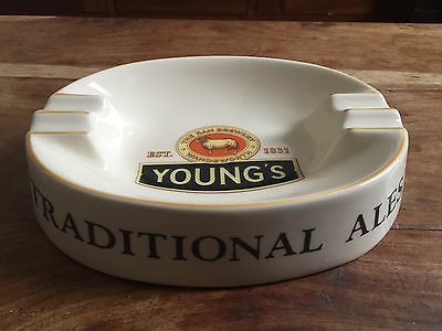 Youngs Brewery Ashtray