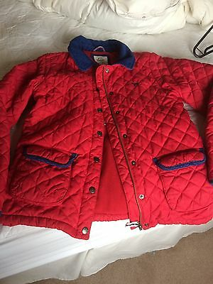 Mini Boden Coat Jacket Quilt Age 13 - 14 Years Immaculate