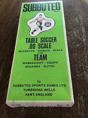 Subbuteo HW Box With Ref 21. As Pictures