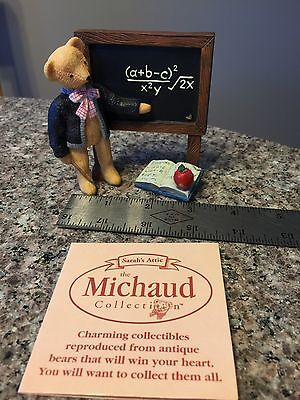 SARAH'S ATTIC PROFESSOR WITH BOARD The MICHAUD Collection #6637