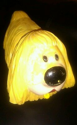 Vintage plastic Dougal The Magic Roundabout pull-along toy 1970/1980s????