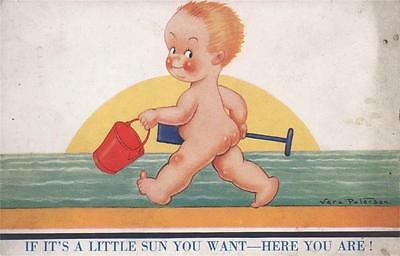 Artist Signed Vera Paterson If Its A Little Sun You Want Here You Are 1936